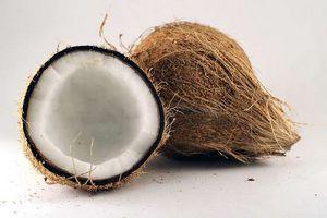 Régime noix de coco