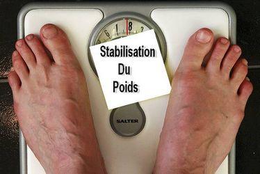 stabiliser son poids