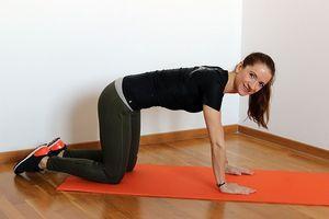 exercices maigrir cuisses et hanches
