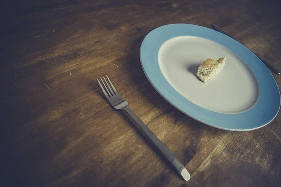 Comment manger moins vite